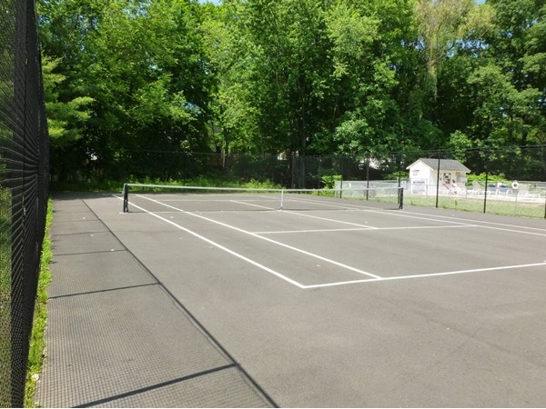 The Roxbury - Tennis Court