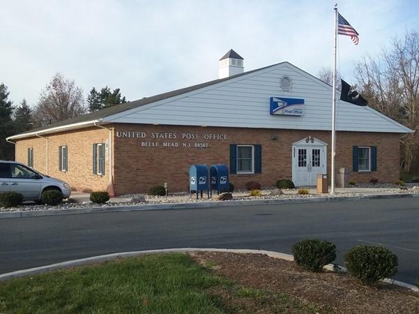 Belle Mead Post Office