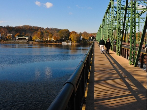 New Hope - Lambertville Bridge