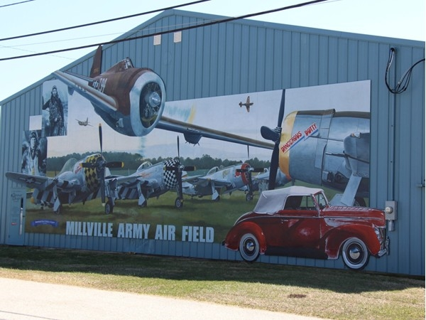 Millville Army Air Field