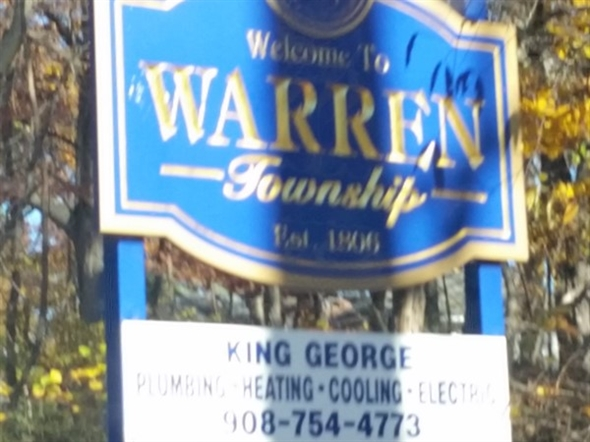 Warren Township is nestled in the Watchung Mountains in Somerset County