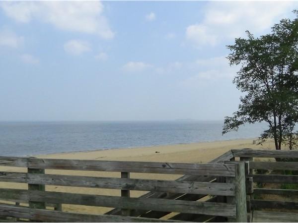 The Keansburg Bay Walk and Raritan Bay