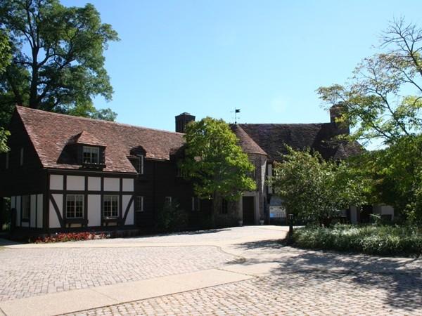 Huber family home in Huber Woods Park