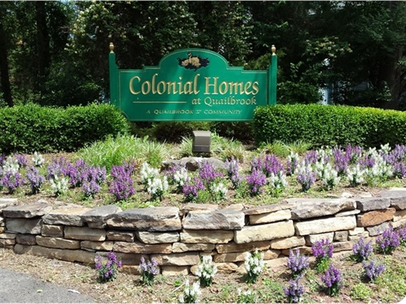 Colonial Homes at Quailbrook is a townhouse community in Franklin Township