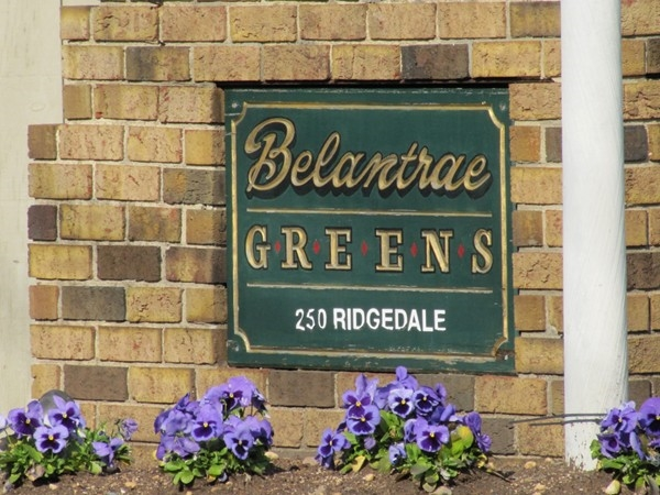Belantrae Greens - a gated townhouse, condominium community in Florham Park