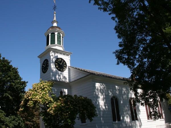 Historic Christ Church in Shrewsbury