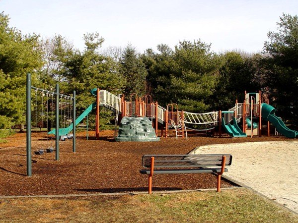 Brookview Beach playground