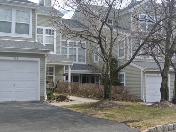 Townhomes with garage