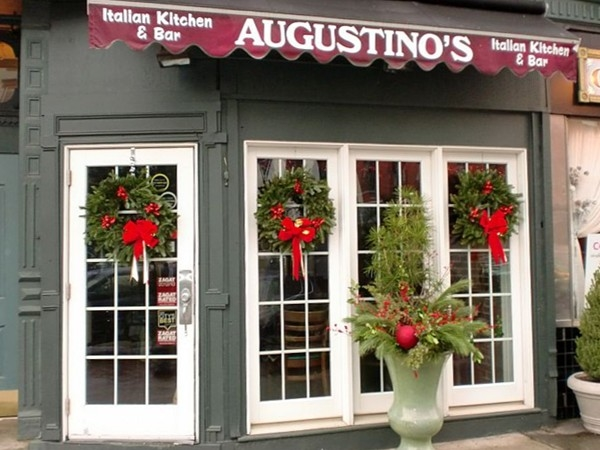 Augustino's Italian Restaurant at 11th & Wash st in Hoboken