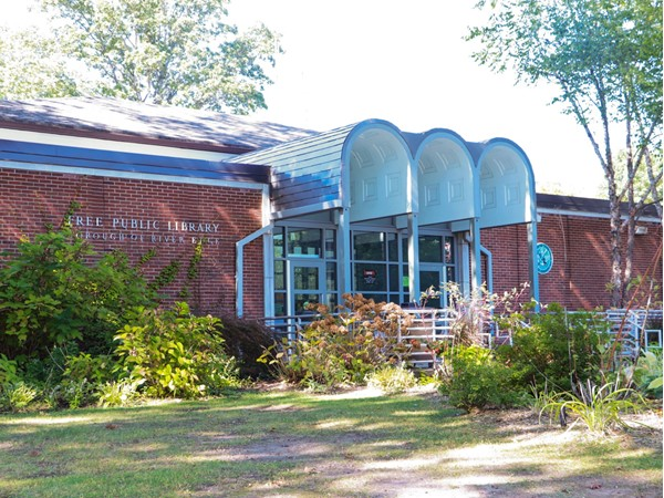 River Edge Library is part of the BCCLS system and is a major hub of neighborhood activity