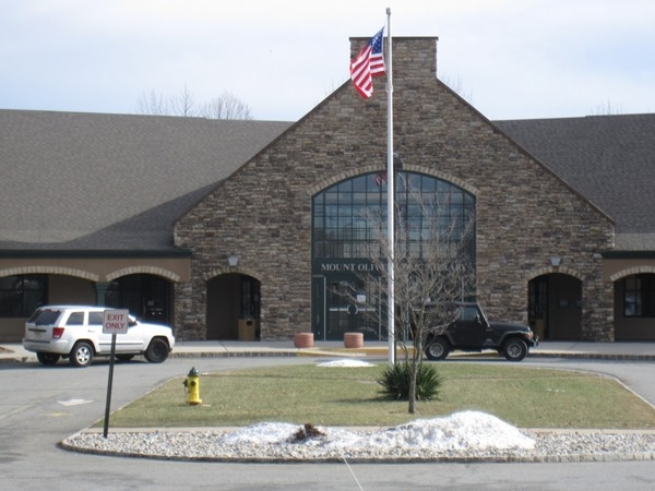 Mt Olive Library