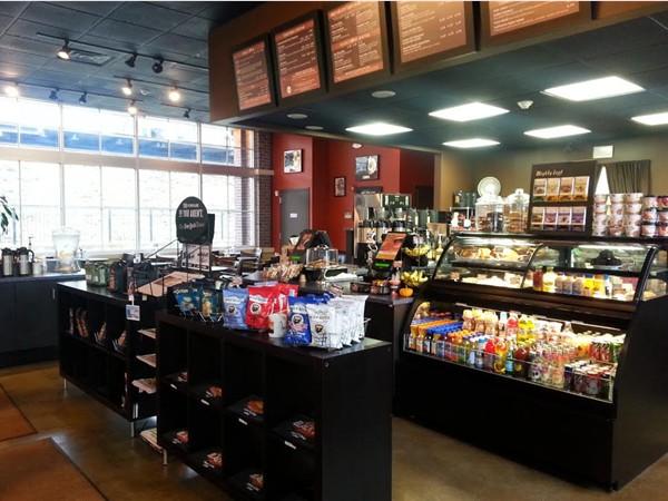 Rockin Joes Cafe Inside