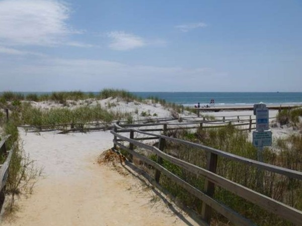 Stone Harbor Beach