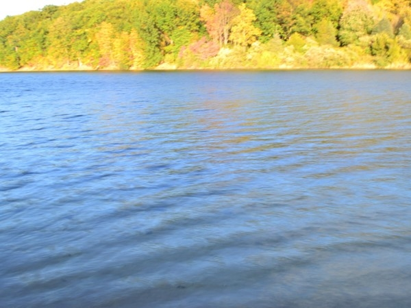You're surrounded by unbelievable nature at Round Valley Recreation Area