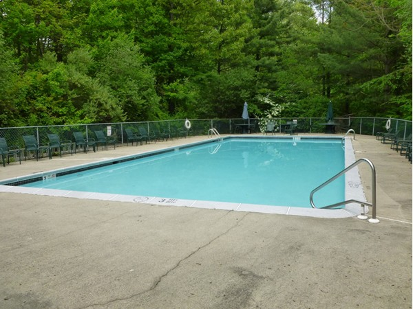 Timber Valley pool