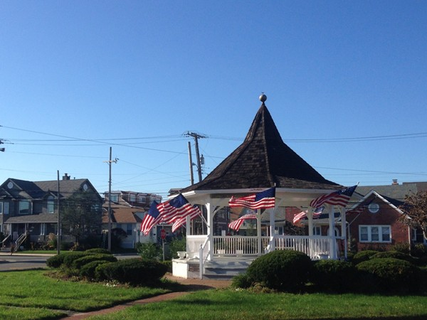 Longport Veteran Memorial