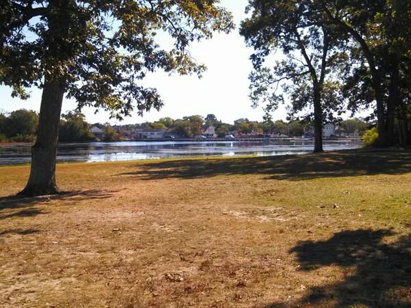 Beautiful grounds at Tip Seaman Park