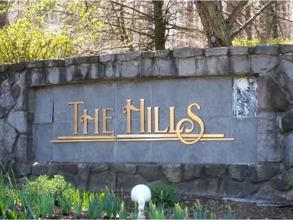 The Hills development in Basking Ridge is one of the largest housing developments in New Jersey
