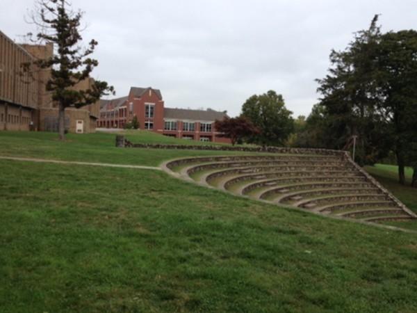 Greek Amphitheater at St. Elizabeth College