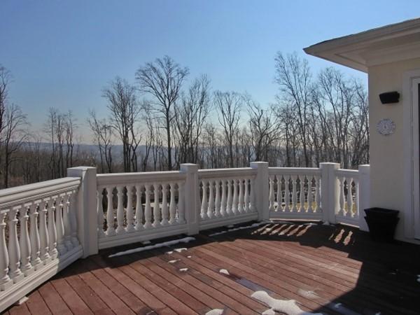 View from Castle Ridge Estate