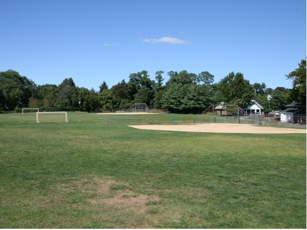 Little Silver Baseball & Soccer Field
