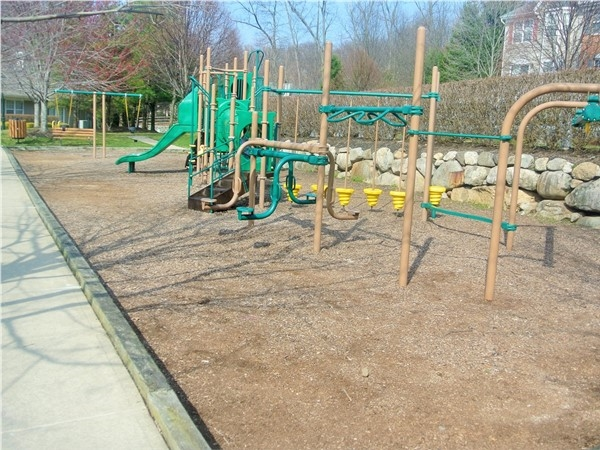 Franklin Heights play area