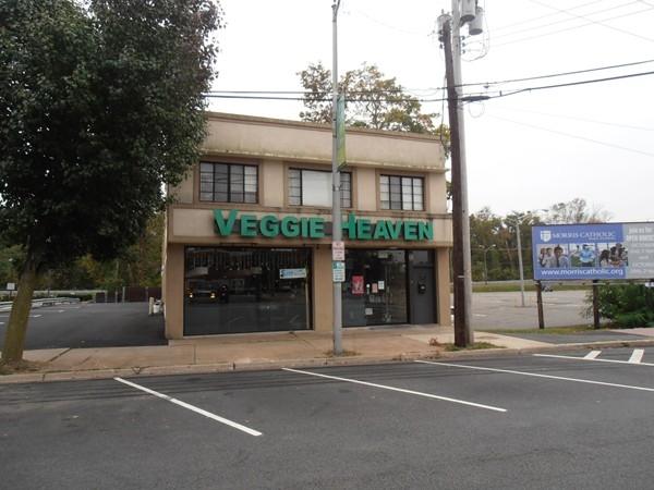 Veggie Heaven, Denville's very own Vegetarian restaurant!