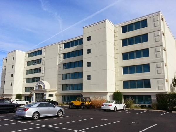 Ocean View Towers in Long Branch is a restricted access mid rise condominium on the boardwalk