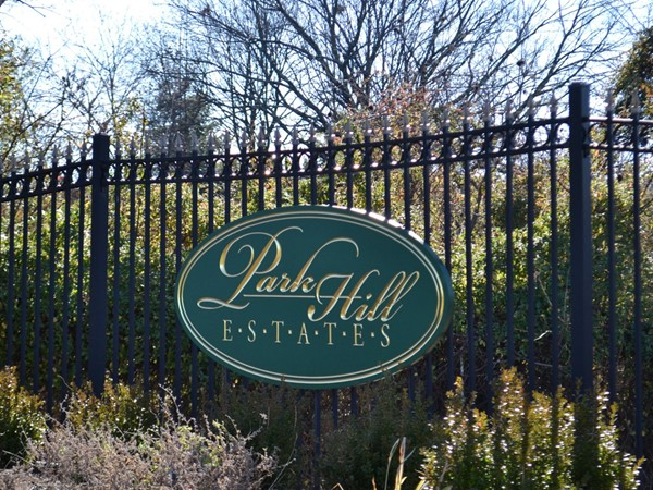 Park Hill Estates in Franklin Park is a premier neighborhood of about 130 single family homes