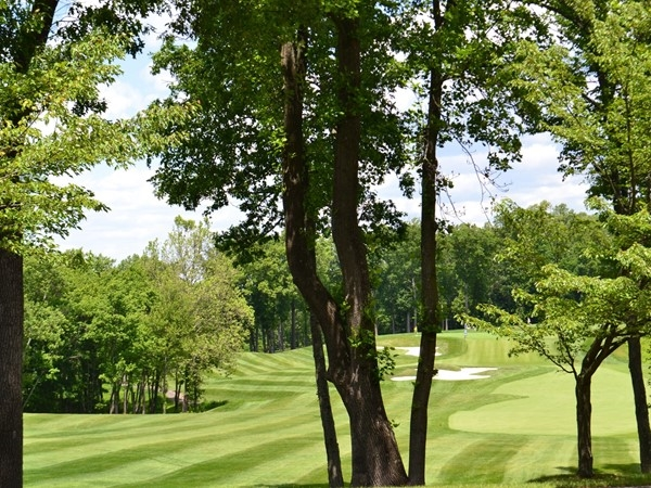 The New Jersey National Golf Club has over 260 acres of rolling terrain and mature woodlands