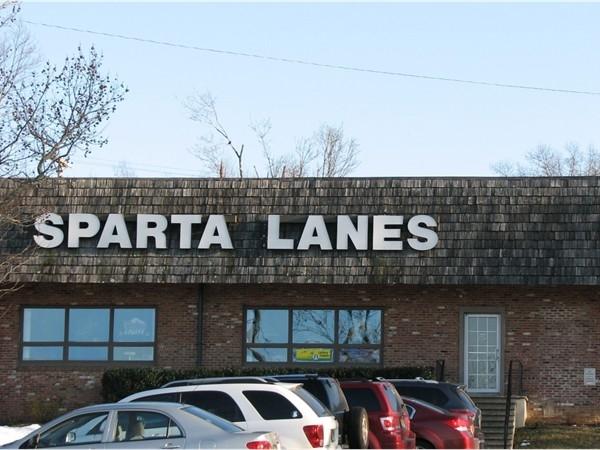 Sparta Bowling Lanes