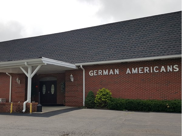 German Americans club is a great place for the Oktoberfest