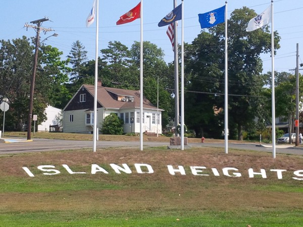 Welcome to Island Heights!