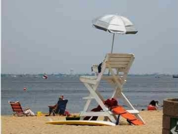 Ocean Gate has over a mile of uncrowded sandy beaches along the Toms River