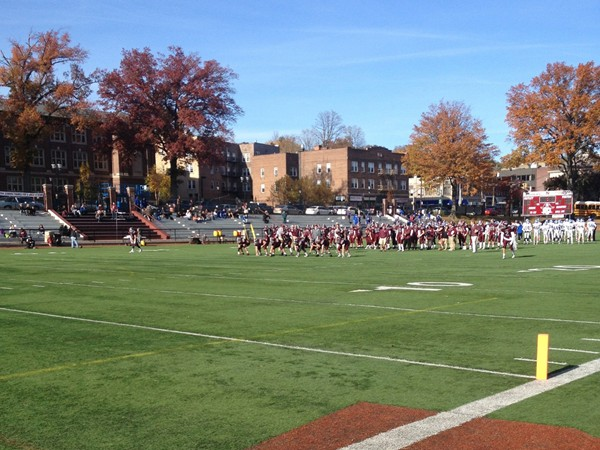 Nutley High School Raiders at Nutley Field
