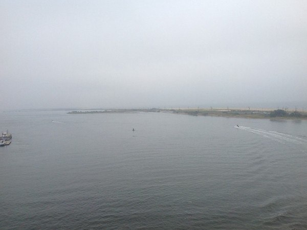 View of Sandy Hook