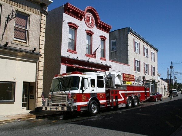 Red Bank Volunteer Fire Department