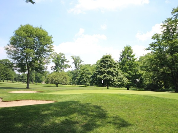 Golf Course at Trenton Country Club