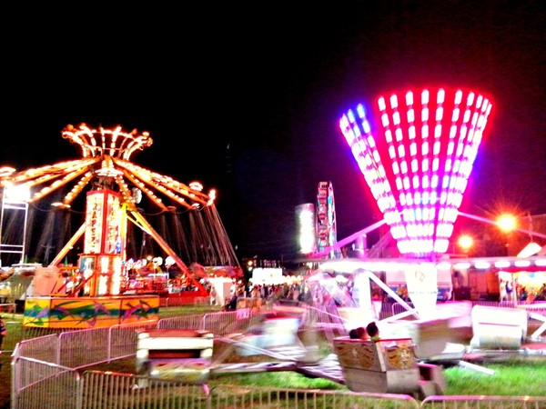 The annual St. Gregory's Carnival - over 100,000 people attend this early summer highlight