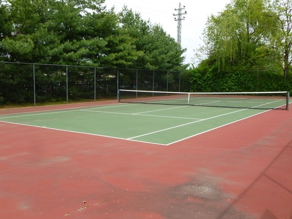 Franklin Crossing Tennis Court