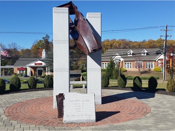 The 9/11 Memorial in Warren