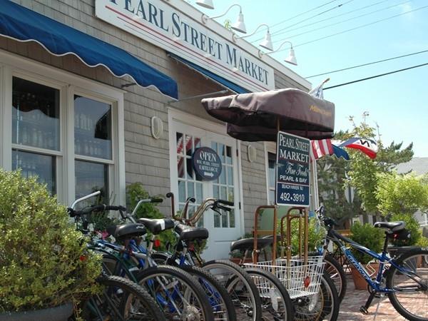 Pearl Street Market,  Beach Haven