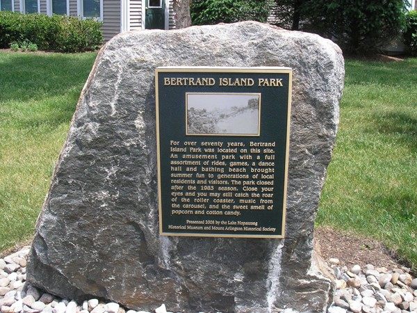 A little history of our area