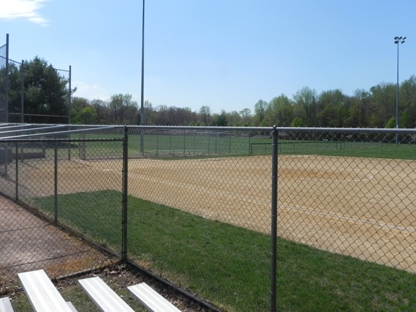 These Washington Lake Park baseball fields will soon be busy