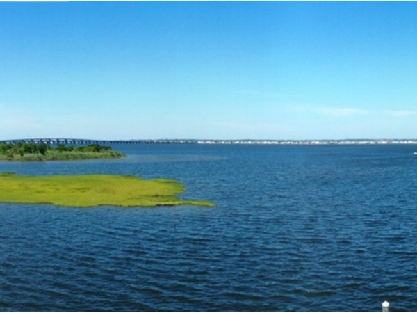 Magnificent view of the Sedge Islands