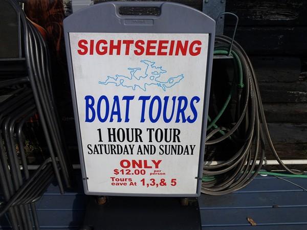 Take a scenic tour of Lake Hopatcong