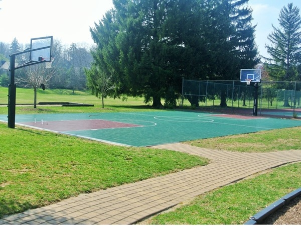 Rio Vista -  basketball court