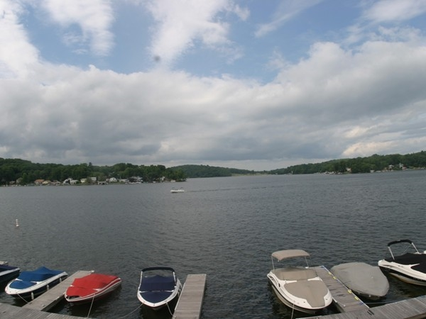 A great day for boating on Lake Hopatcong