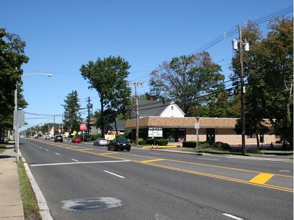 Broad Street (Highway 35) Shrewsbury