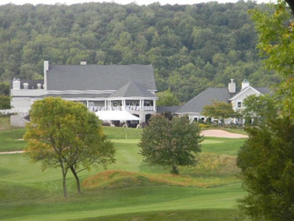 Clubhouse at Stanton Ridge Golf Course